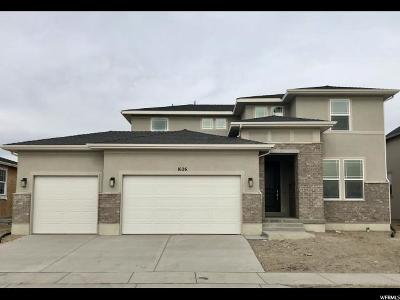 Lindon Single Family Home For Sale: 1626 W Maple Shade Ln