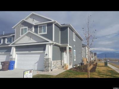 Eagle Mountain Townhouse For Sale: 7394 N Cottage Ln E