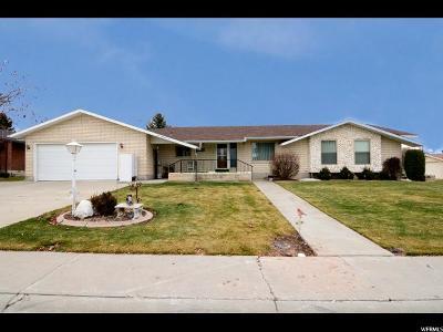 Logan Single Family Home For Sale: 906 N Fairway