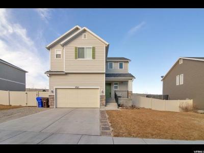 Eagle Mountain Single Family Home For Sale: 4963 E Broken Arrow Ln