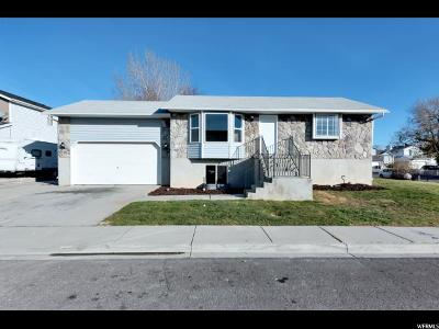 West Valley City Single Family Home For Sale: 2971 S Clearbrook Dr