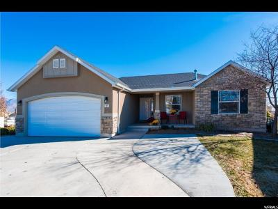 Saratoga Springs Single Family Home For Sale: 503 W Tea Rose Ct