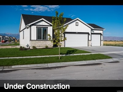 Lehi Single Family Home For Sale: 2524 W 120 N #108