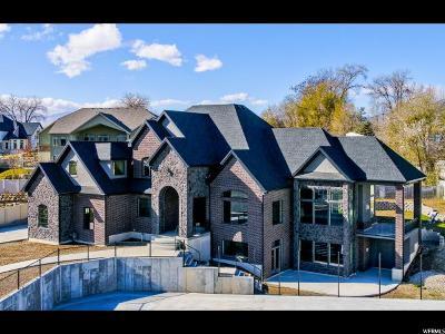 West Jordan Single Family Home For Sale: 9126 Wasatch Peak Cir W