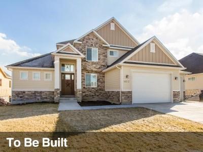 Bluffdale Single Family Home For Sale: 1496 W Mallard Duck Cir #109