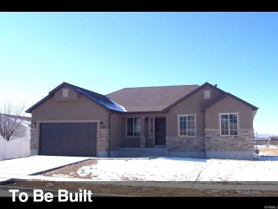 Spanish Fork Single Family Home For Sale: 883 N Legacy Park Dr #NEBO