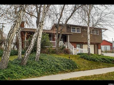 Brigham City Single Family Home For Sale: 1094 Oak Dr