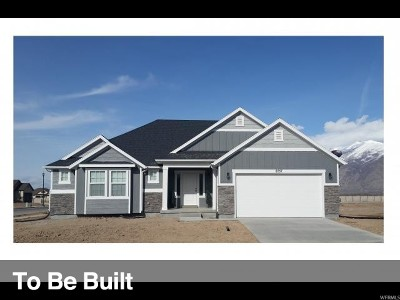 Spanish Fork Single Family Home For Sale: 883 N Leagacy Park Dr #LUCAS