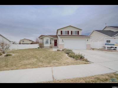 Lehi Single Family Home For Sale: 1536 W 200 S
