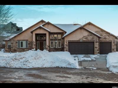 Draper Single Family Home For Sale: 14802 S Shadow Grove Ct E