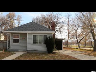 American Fork Single Family Home For Sale: 391 W Pacific Dr N