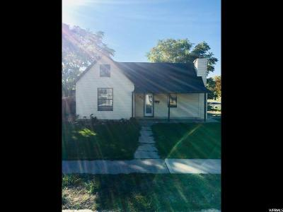 Spanish Fork Single Family Home For Sale: 791 N 100 W