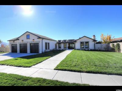 Salt Lake City Single Family Home For Sale: 118 E Edgecombe Dr