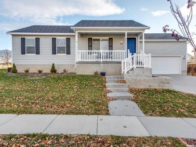 Tooele UT Single Family Home For Sale: $230,000