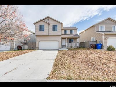 Eagle Mountain Single Family Home For Sale: 7908 N Cochise Way