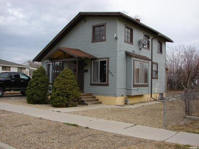 Price UT Single Family Home For Sale: $63,000