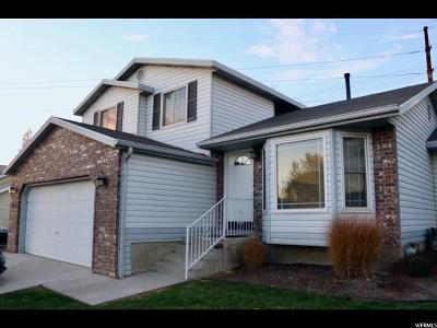 Lehi Single Family Home For Sale: 1020 W 2550 N