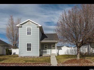 Eagle Mountain Single Family Home For Sale: 1863 E Pinion Cir