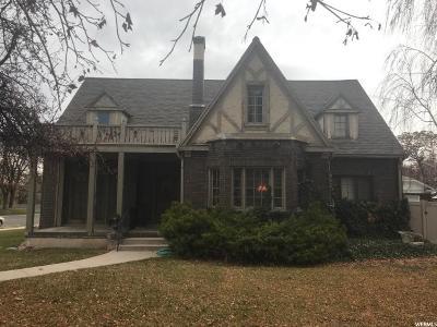 Springville Single Family Home For Sale: 109 N Main