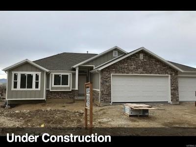 Willard Single Family Home For Sale: 798 S 225 E