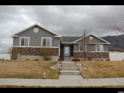 Santaquin Single Family Home For Sale: 511 S 190 W