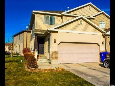 Eagle Mountain Townhouse For Sale: 3863 E Cascade Road Rd #3