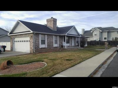 Orem Single Family Home For Sale: 214 S 260 W