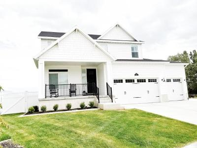 Lehi Single Family Home For Sale: 51 W 1570 S