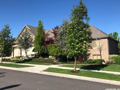 Herriman Single Family Home For Sale: 14514 S Fox Creek Dr W