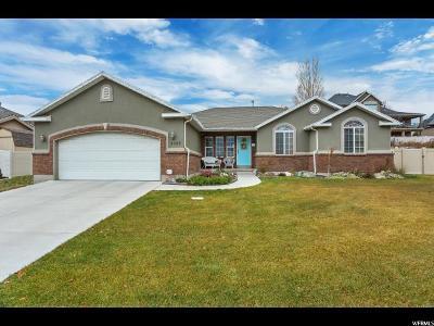 Saratoga Springs Single Family Home For Sale: 2307 Maverick Rd
