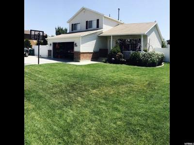 Lehi Single Family Home For Sale: 1888 N 2060 W