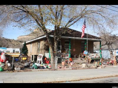 Helper Multi Family Home For Sale: 148 Roosevelt