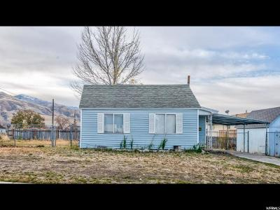 Brigham City Single Family Home For Sale: 327 W 700 S