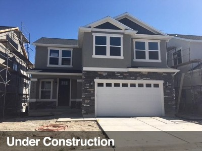 Lehi Single Family Home For Sale: 3929 W 1850 N #214