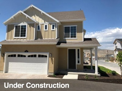 Lehi Single Family Home For Sale: 3217 W 2400 S #406