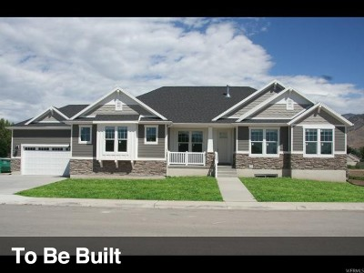 Mapleton Single Family Home For Sale: 1362 S 1450 W #8