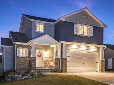 Eagle Mountain Single Family Home For Sale: 4646 E Jimmy Ln N