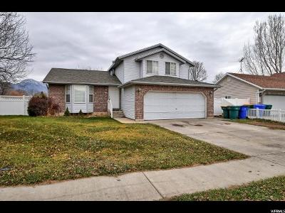 Lehi Single Family Home For Sale: 589 S 640 W