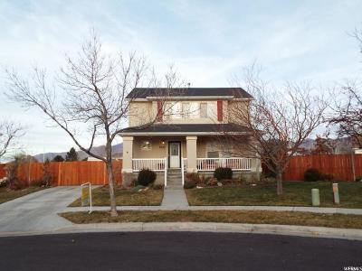 Tooele Single Family Home For Sale: 1812 N 210 W