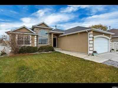 Saratoga Springs Single Family Home For Sale: 1811 Goldenrod Way