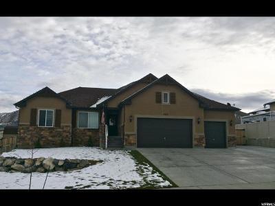 Tooele Single Family Home For Sale: 323 S 1370 E