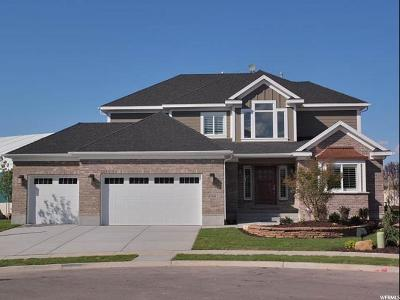 Lehi Single Family Home For Sale: 3341 N 125 E