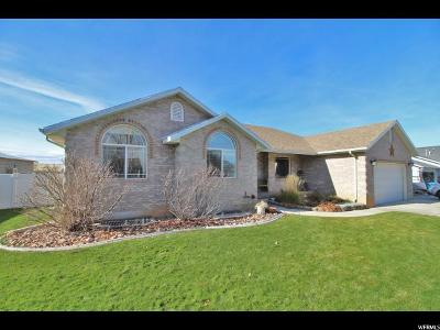 Santaquin Single Family Home For Sale: 473 N 500 W