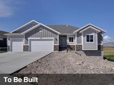 Saratoga Springs Single Family Home For Sale: 4129 S Sandpiper Ln