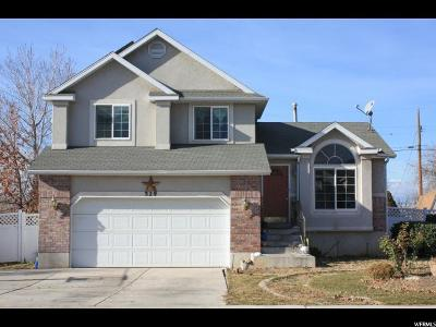 Orem Single Family Home For Sale: 529 N 550 W
