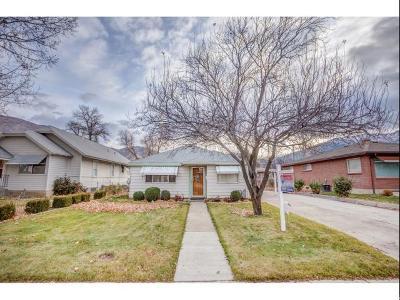 Springville Single Family Home For Sale: 851 S 400 E
