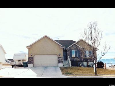 Lehi Single Family Home For Sale: 811 W 975 S
