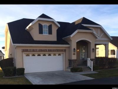 Pleasant Grove Single Family Home For Sale: 1438 W Renaissance Pl