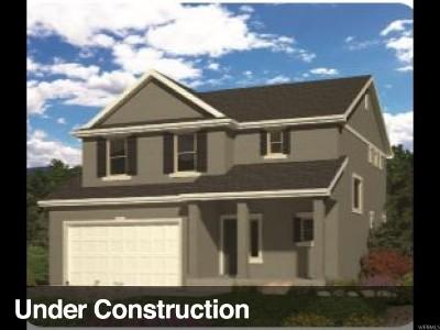 Heber City Single Family Home Under Contract: 41 E 2130 S #3