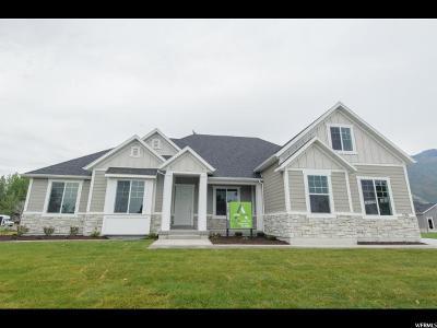 Mapleton Single Family Home For Sale: 22 E 800 N #1